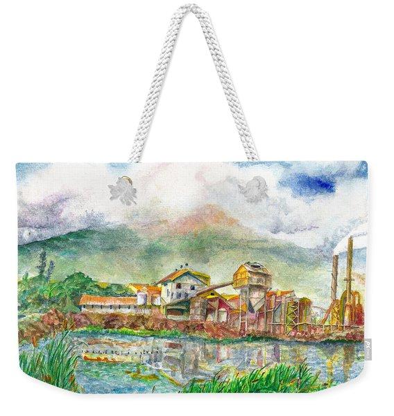 Paia Mill 1 Weekender Tote Bag