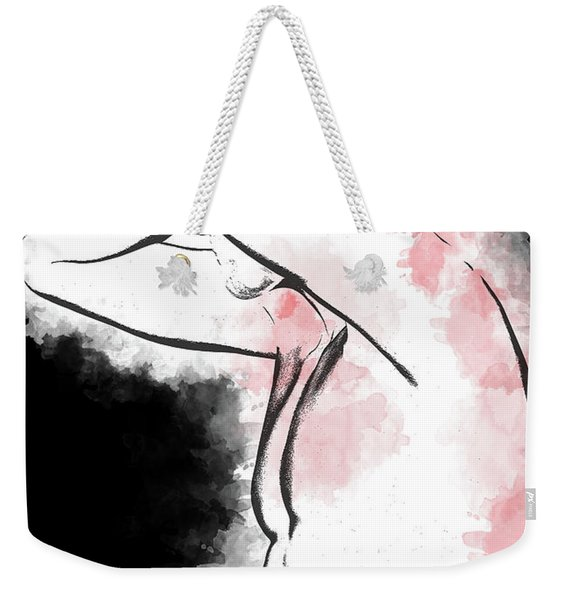 Pain And Depression Weekender Tote Bag