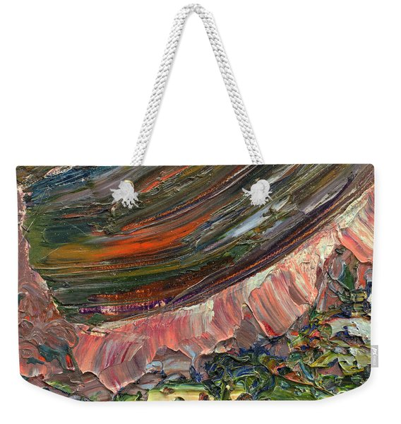 Paint Number 10 Weekender Tote Bag