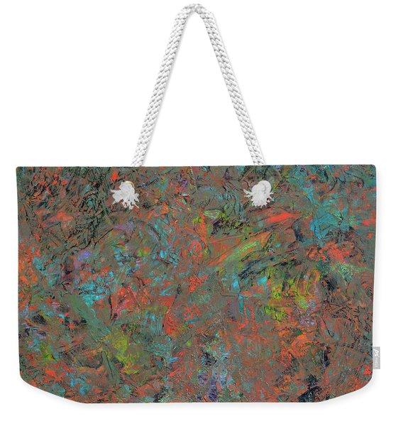 Paint Number 17 Weekender Tote Bag