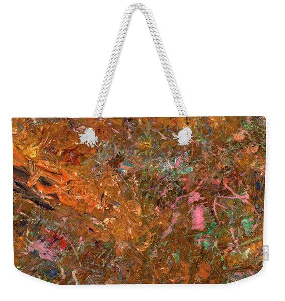 Paint Number 19 Weekender Tote Bag