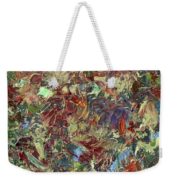 Paint Number 21 Weekender Tote Bag