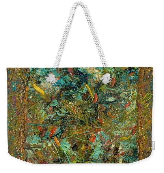 Paint Number 24 Weekender Tote Bag
