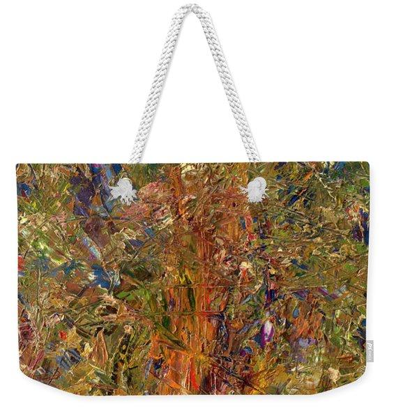 Paint Number 25 Weekender Tote Bag