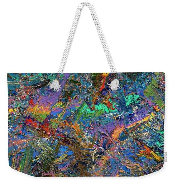 Paint Number 28 Weekender Tote Bag