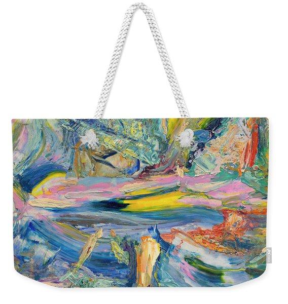 Paint Number 31 Weekender Tote Bag