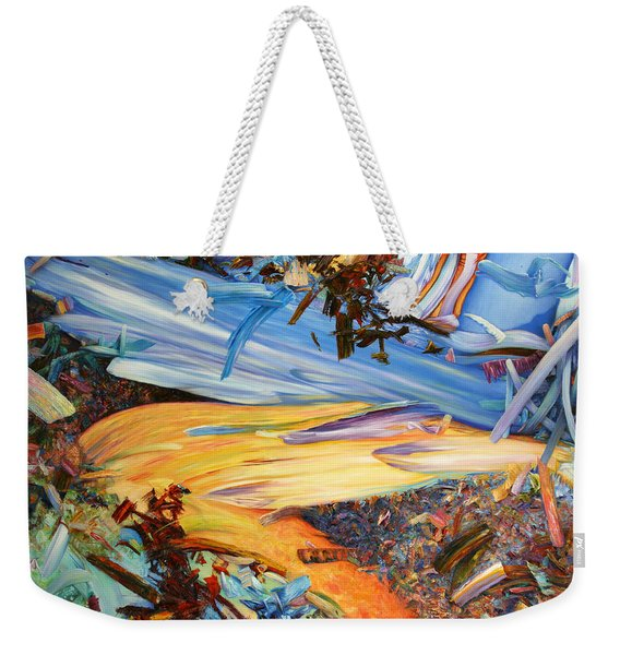Paint Number 38 Weekender Tote Bag
