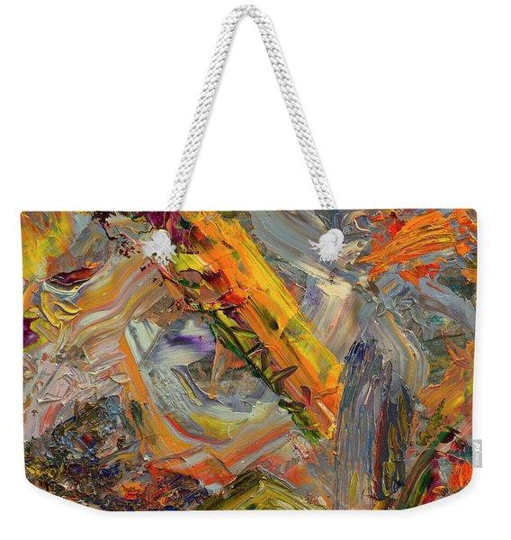 Paint Number 44 Weekender Tote Bag