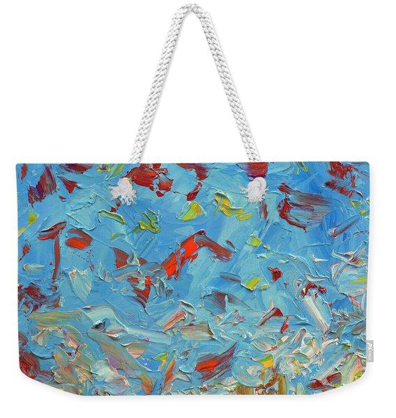 Paint Number 47 Weekender Tote Bag