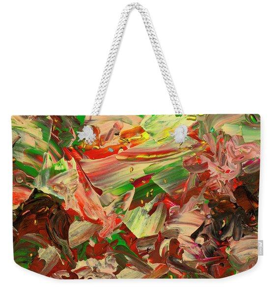 Paint Number 48 Weekender Tote Bag