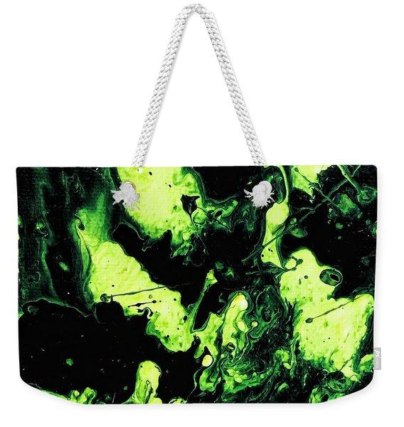 Paintball Weekender Tote Bag