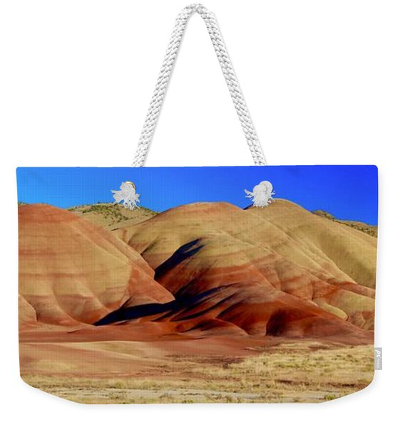 Painted Hills Pano Weekender Tote Bag