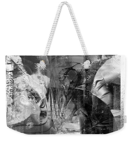 Painted Memories Weekender Tote Bag
