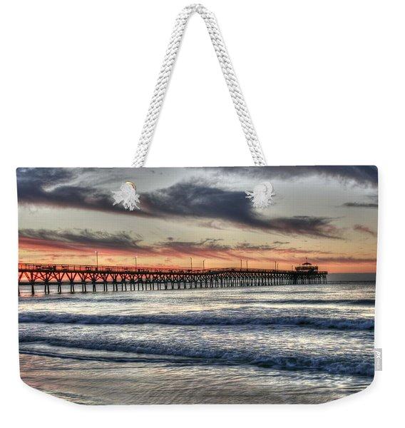 Painted Sky Weekender Tote Bag