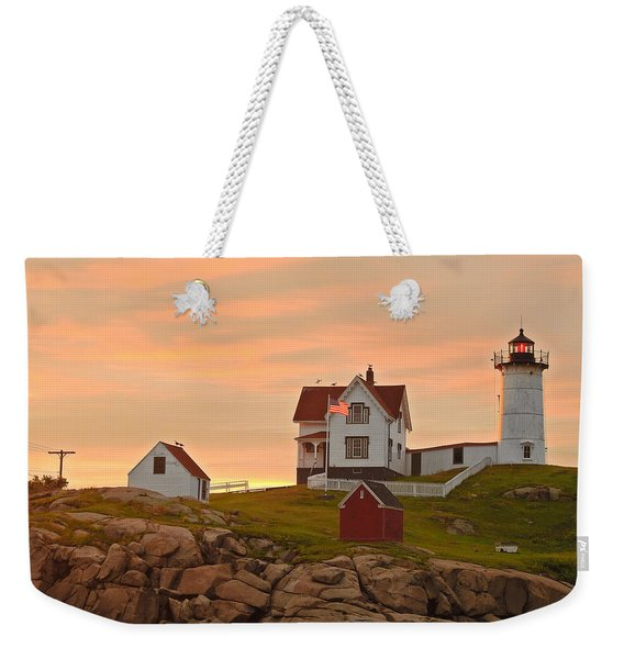 Painting The Skies Weekender Tote Bag