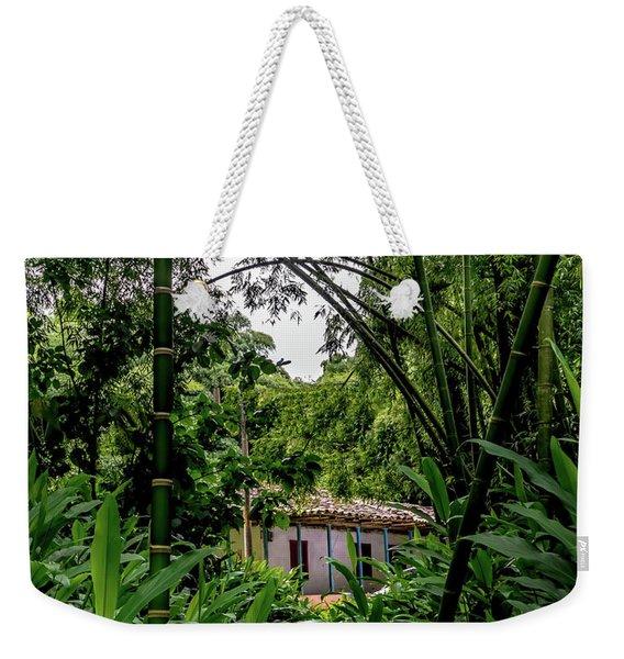 Paiseje Colombiano #10 Weekender Tote Bag