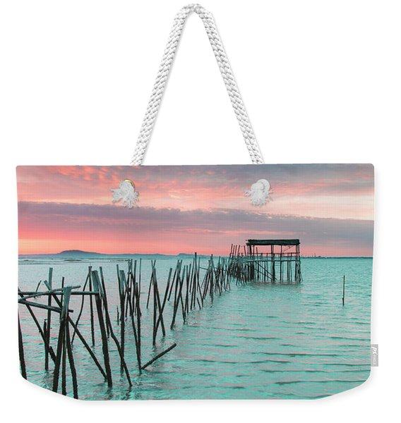 Palafitico 01 Weekender Tote Bag
