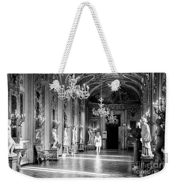 Palazzo Doria Pamphilj, Rome Italy Weekender Tote Bag