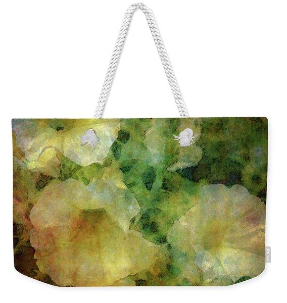 Pale Petunias 5146 Idp_2 Weekender Tote Bag