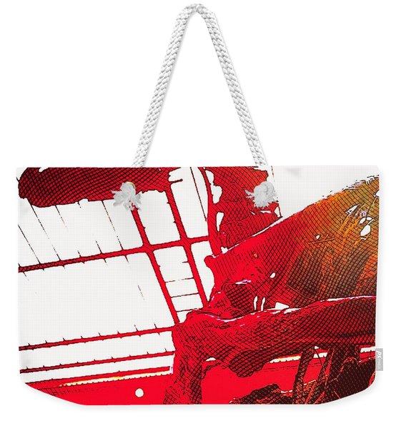 Paleo Figther Weekender Tote Bag