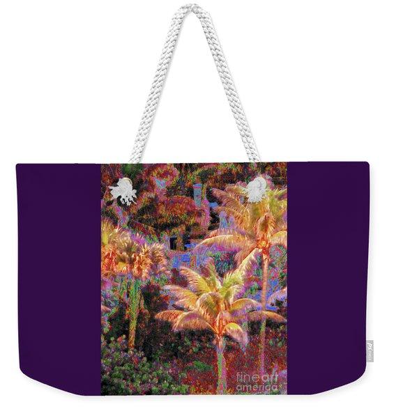 Palm 1008 Weekender Tote Bag