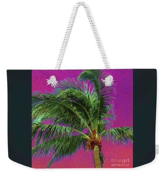 Palm 1012 Weekender Tote Bag