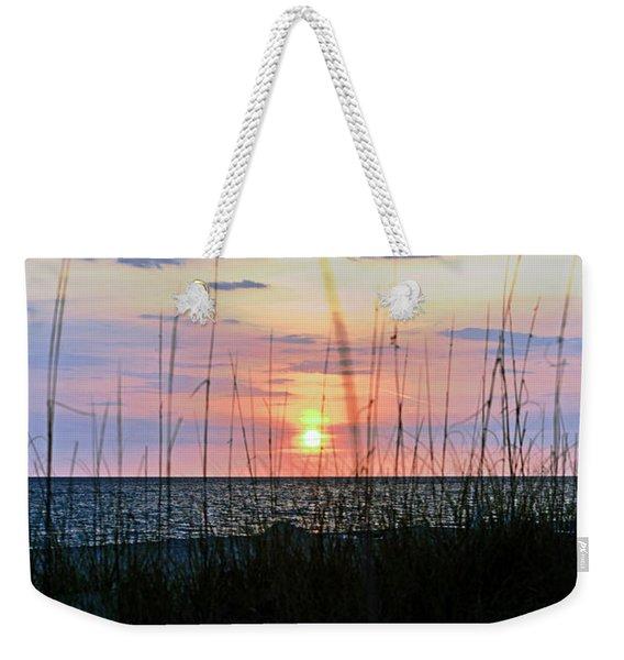 Palm Island II Weekender Tote Bag