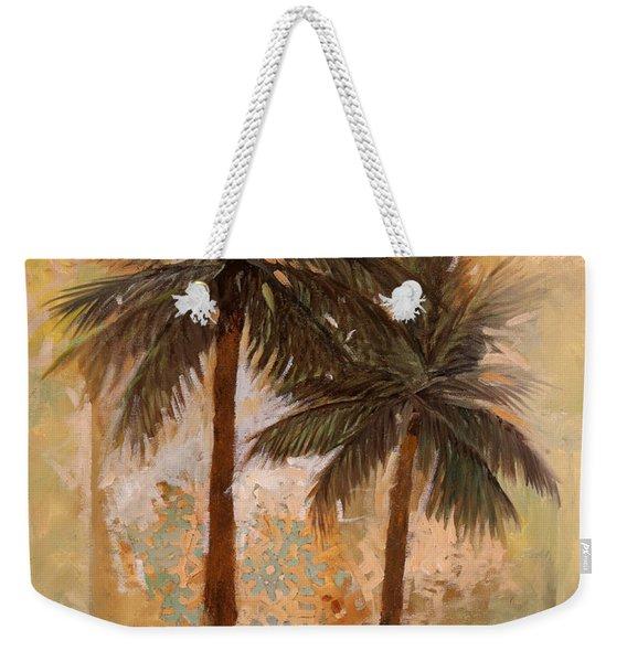 Palme Sparse Weekender Tote Bag