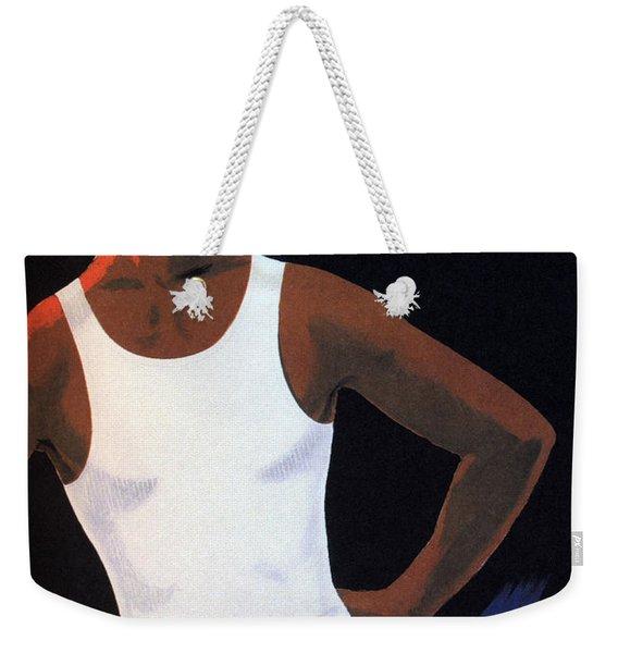 Palmers - Men's Vests And Briefs - Vintage Advertising Poster Weekender Tote Bag