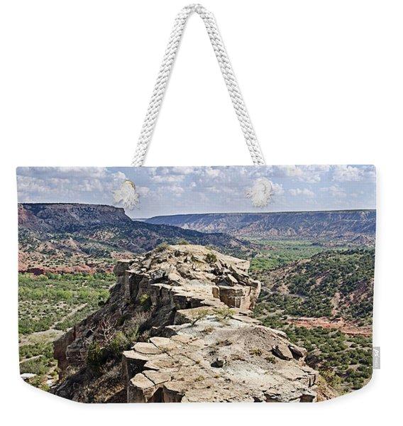 Palo Duro Canyon Weekender Tote Bag