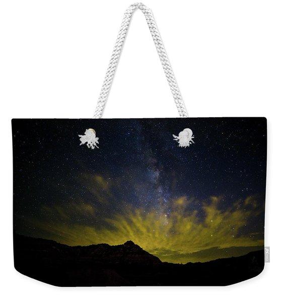 Palo Duro Nights Weekender Tote Bag