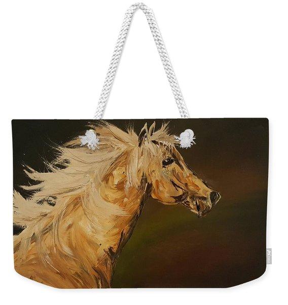 Palomino Running Wild                     85 Weekender Tote Bag