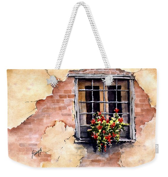 Pampa Window Weekender Tote Bag