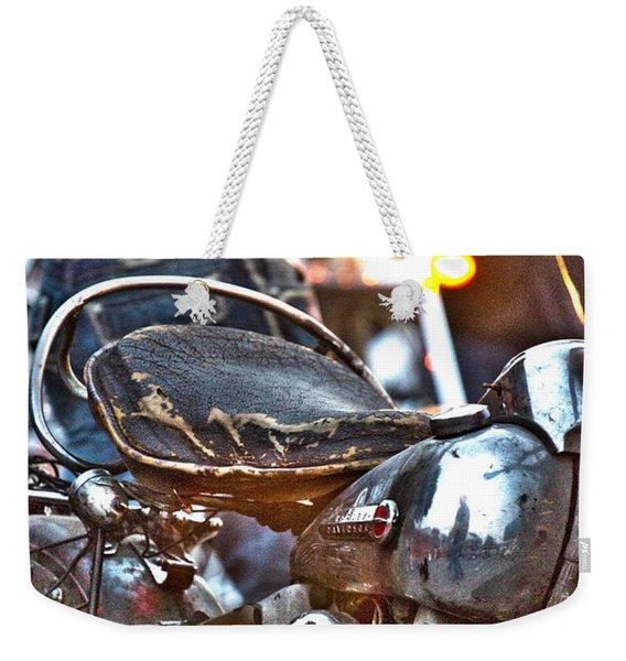 002 - Panhead Weekender Tote Bag