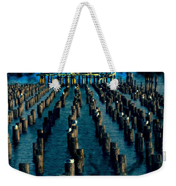 Pantheon Weekender Tote Bag