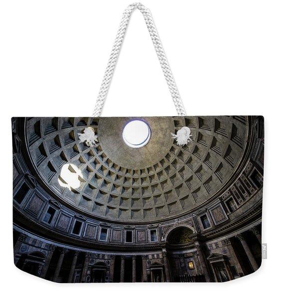 Pantheon Weekender Tote Bag