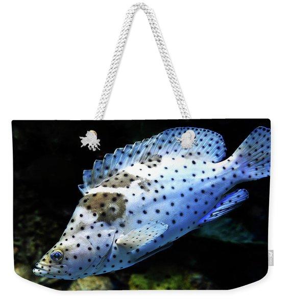 Panther Grouper Weekender Tote Bag
