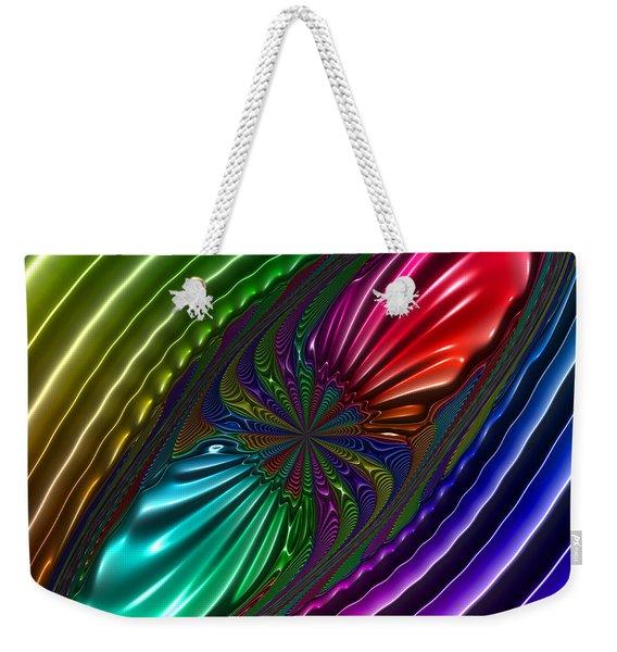 Panthrough Weekender Tote Bag