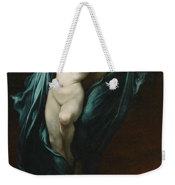 Paolo And Francesca Da Rimini  Weekender Tote Bag