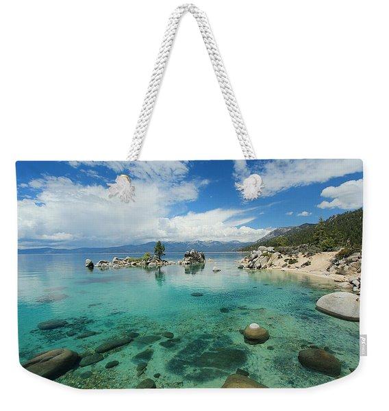 Paradise In May Weekender Tote Bag