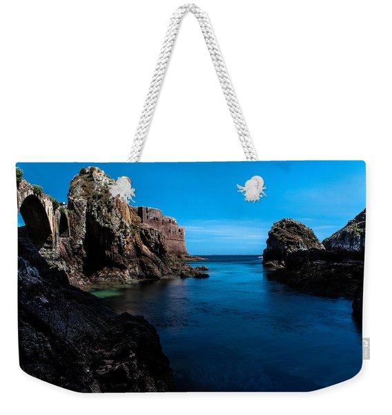 Paradise Lost At Sea Weekender Tote Bag