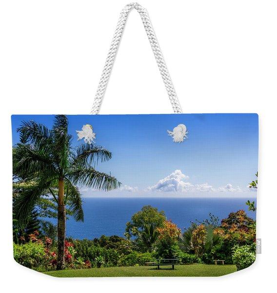 Paradise Picnic Weekender Tote Bag