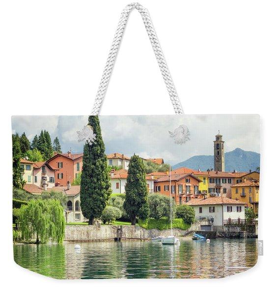 Paradise Reflections Weekender Tote Bag