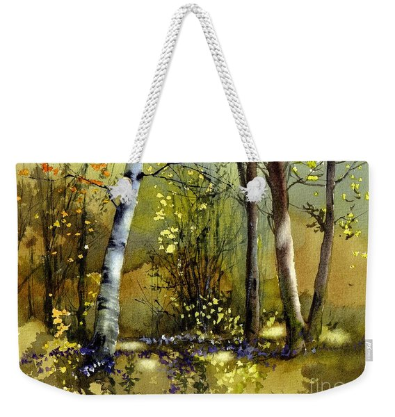 Paradise Summer Weekender Tote Bag
