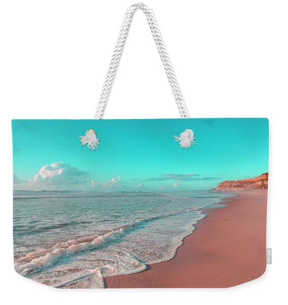 Paradisiac Beaches Weekender Tote Bag