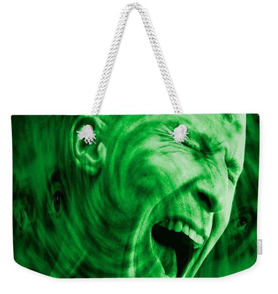 Paranoid Personality Disorder Weekender Tote Bag