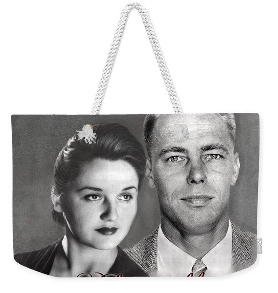 Parents Weekender Tote Bag
