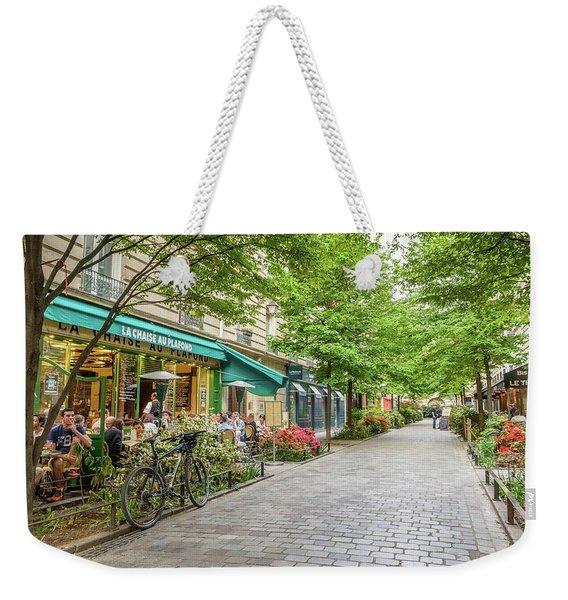 Paris In The Spring  Weekender Tote Bag