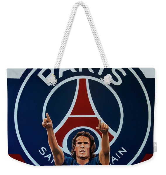 Paris Saint Germain Painting Weekender Tote Bag
