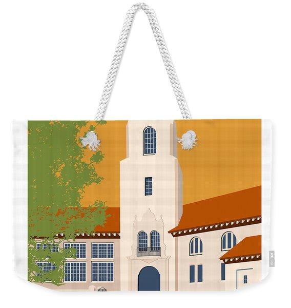 Park Hill Gold Weekender Tote Bag